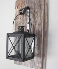 Cuddle Farmhouse Hanging Lantern - Rustic wall decor