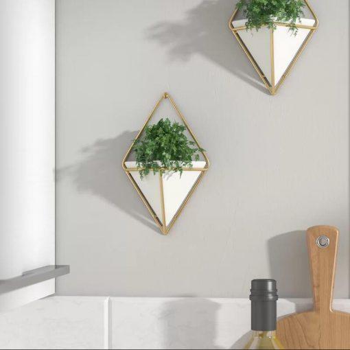Ingrid 2 Piece Decorative Wall Decor Set