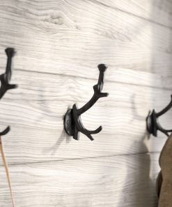 Kaye Cast Iron Tree Branch Wall Hook