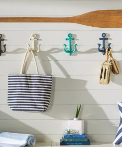 Madras Metal Anchor Wall Hooks
