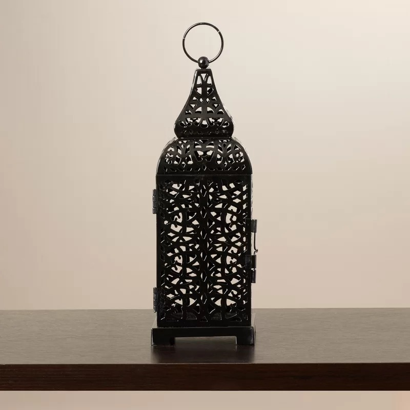 Rambuteau Moroccan Temple Tower Candle Hanging Lantern