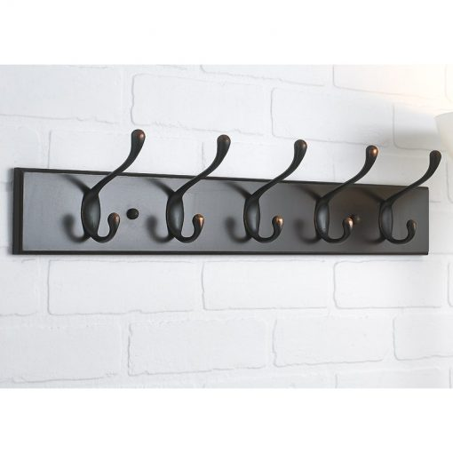 Utility Coat and Hat Hooks Wall Mounted