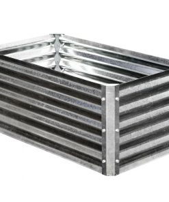 Citronella Galvanized Steel Raised Garden Bed