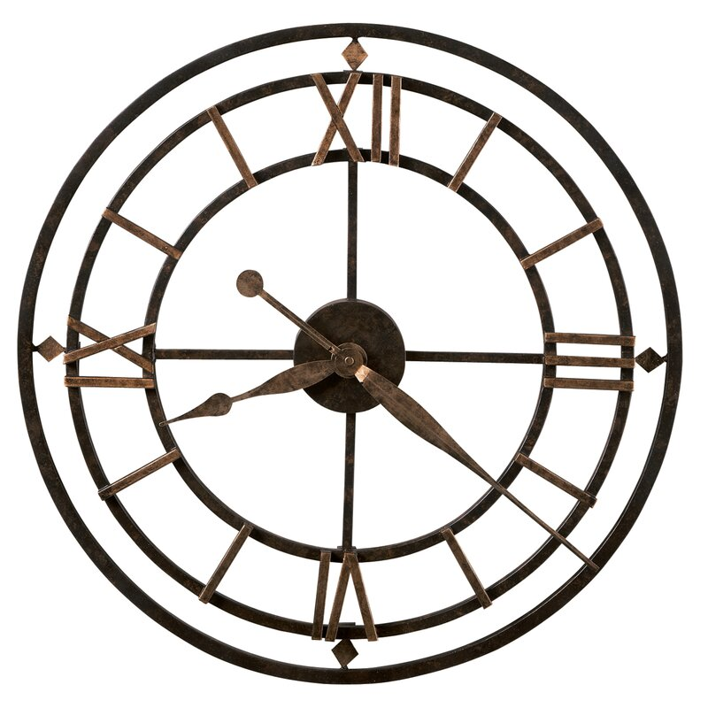 AstraeaDesigner Choice York Station 21.25 Wall Clock