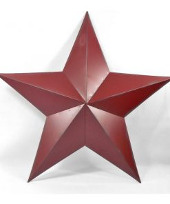 Kalib Metal Rustic Barn Star Wall Decor