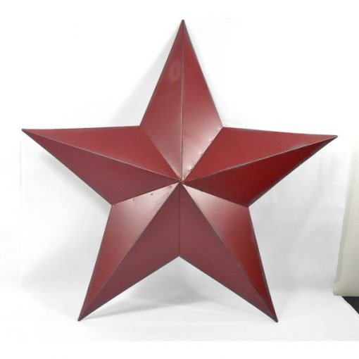 Kalib Metal Rustic Barn Star Wall Decor