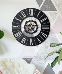 Europa Home Decor Wall Clock