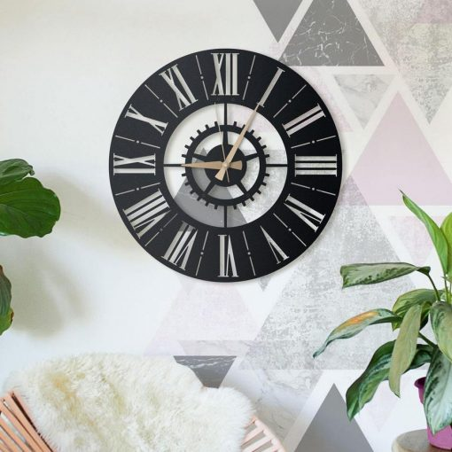 Europa Home Decor Wall Clock