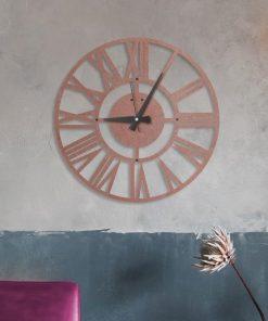 Hermes Wall clocks Matte black textured paint