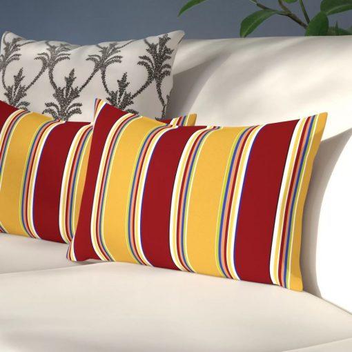 amadi rectangular indoor or outdoor lumbar pillow