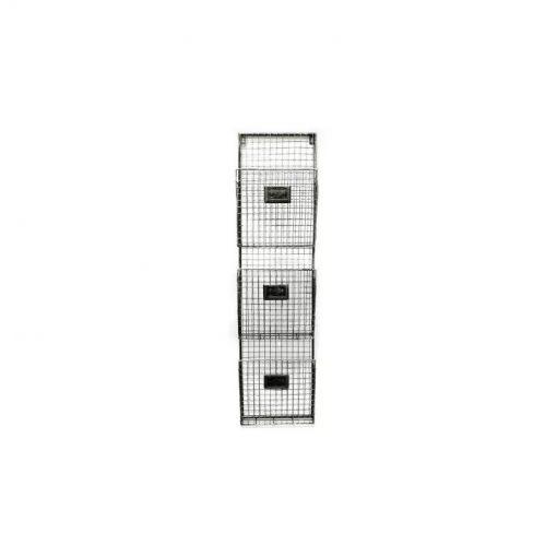 arcadia 3 tiers pocket wall file holder