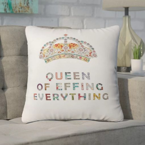 aubrey polyester and polyester blend throw pillow