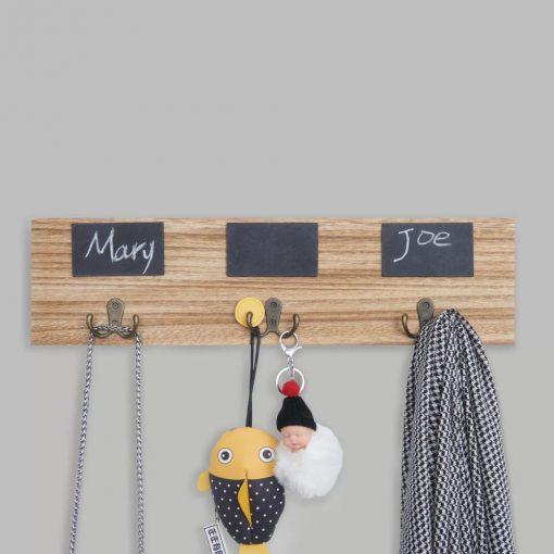 audra wall mount coat rack