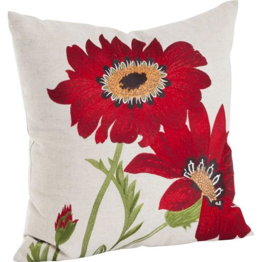 cheryl 70 cotton and 30 linen throw pillow