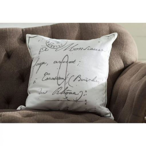 clemence 100 cotton pillow cover