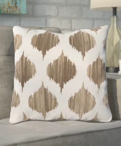 colina 100 cotton throw pillow
