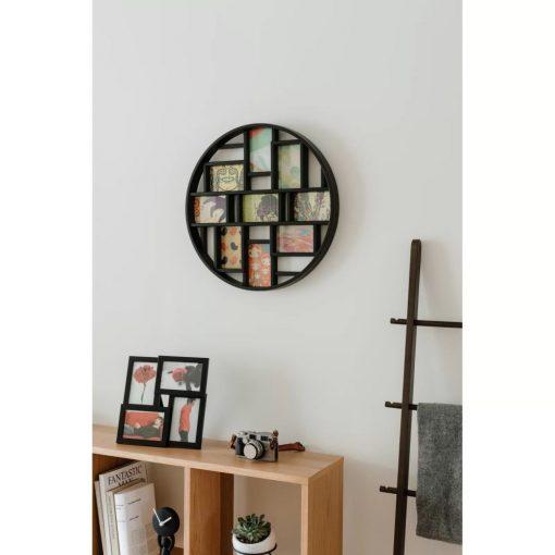 danuta plastic floating shelves picture frame