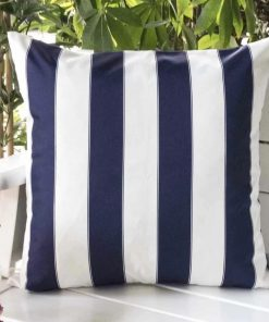 dessa striped outdoor 100 polyfill throw pillow