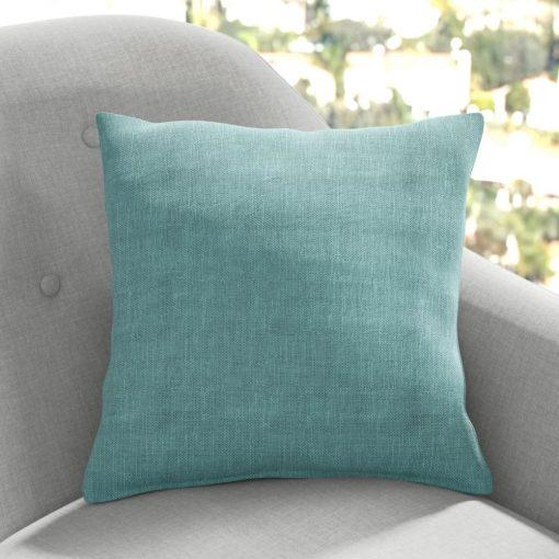 dorothea 100 polyester knife edge throw pillow
