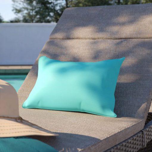 elliott 100 solution dyed acrylic outdoor lumbar pillow