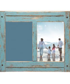eloise distressed wood picture frame