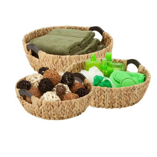 havana-3-piece-round-water-hyacinth-rattan-basket-set