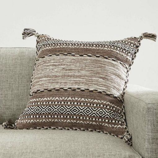 hilary 95 cotton and 5 chenille pillow cover