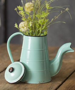 laurel cute vintage inspired coffee pot