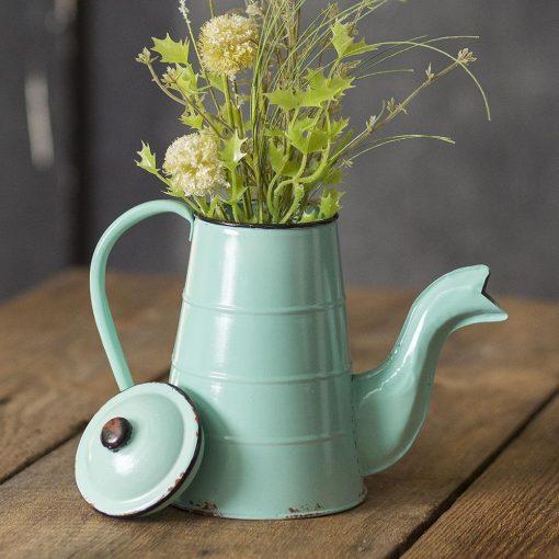 laurel cute vintage inspired coffee pot