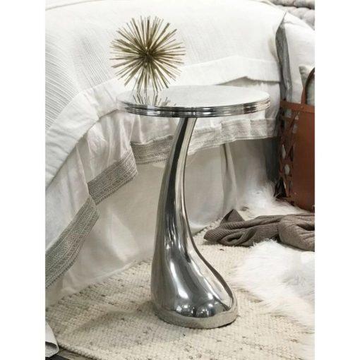 lucie metal urchin shape sculpture
