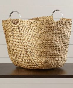 mara blonde superior wicker basket
