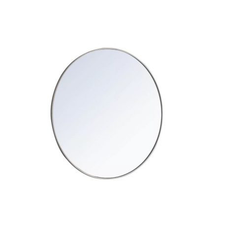 mercy wall mounted beveled accent mirror