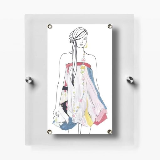 paloma plastic picture frame