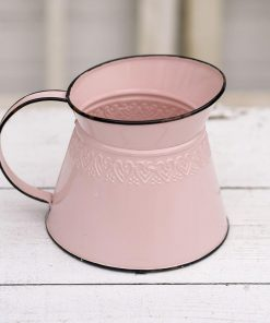 pink cute short pitcher