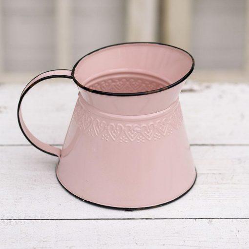 pink cute short pitcher
