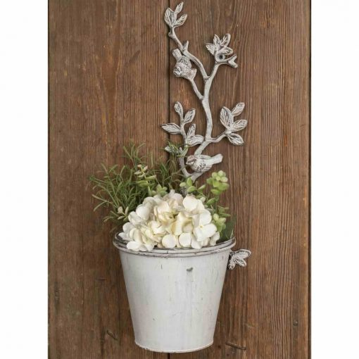 sonia rustic climbing vines wall planter set of
