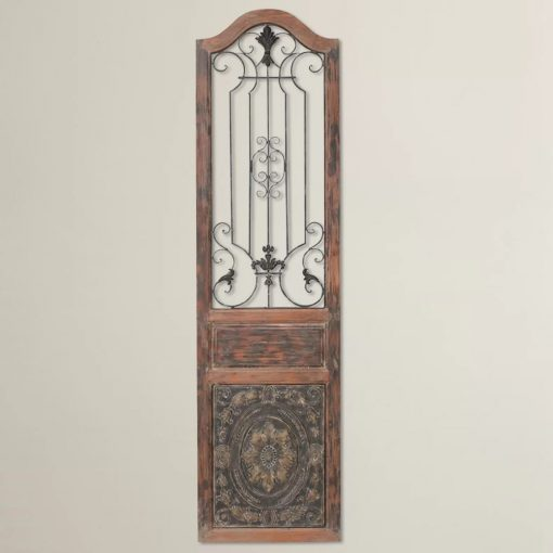 taylor brown antique iron alloy wall décor