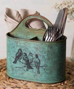 tonga rustic songbirds divided caddy