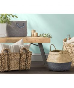 trista traditional lightweight design wicker basket