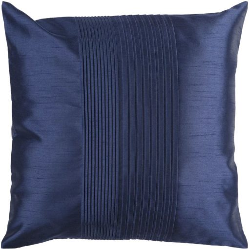 zadkine 100 polyester pleated throw pillow cover