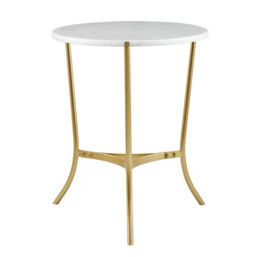 brianna madison park signature marble finish end table