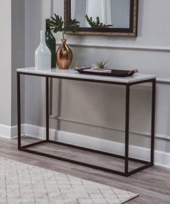 Rouen Rectangle Console Table With